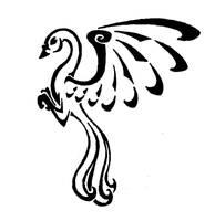 Bird of Paradise by Izabeth