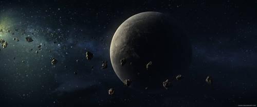 Planet p0h1 by Shaio