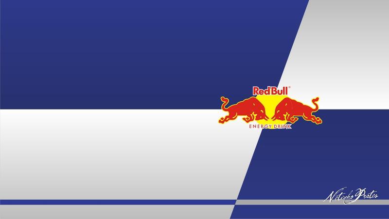 Red Bull Wallpaper by netoprates on
