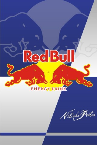 Red Bull Wallpaper Iphone By Netoprates