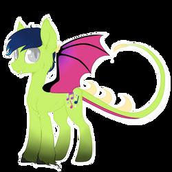 Pony OC BubbleBeat