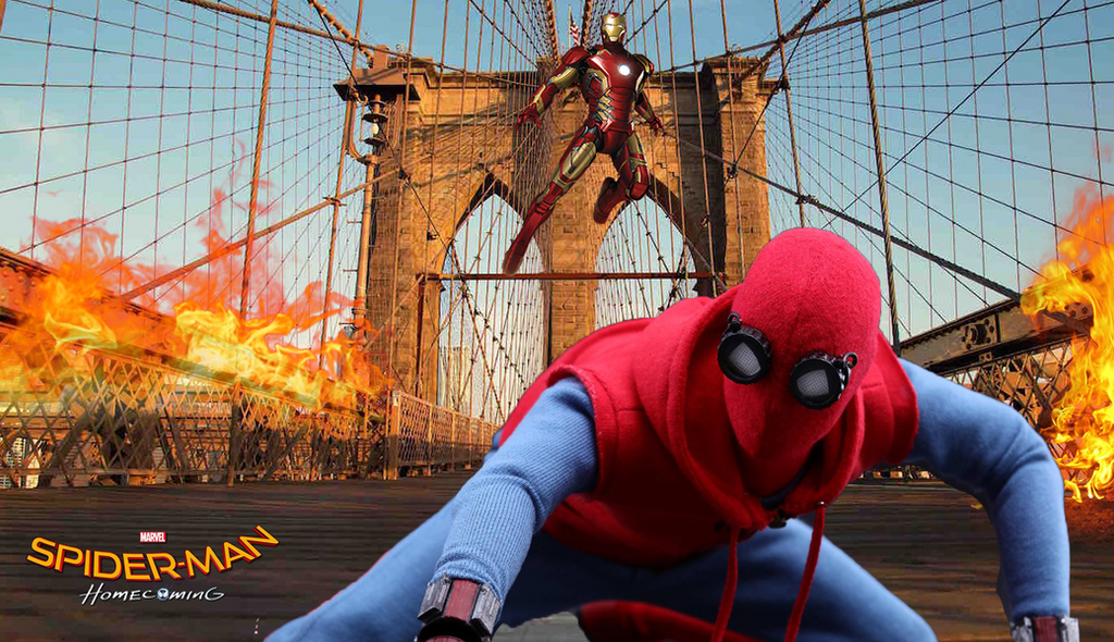 SPIDER MAN HOMECOMING By GameLACK29