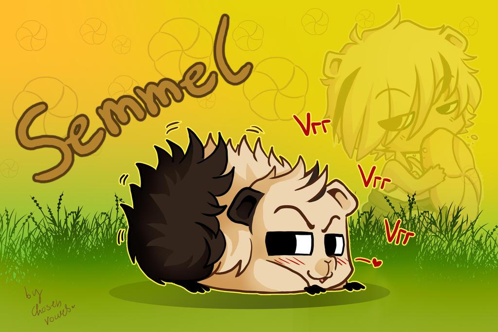 Semmel Meerie by ChosenVowels