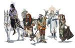 The Alchemist Characters