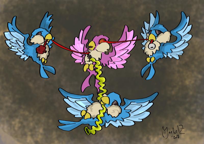 Killerbirds - Killerbirds