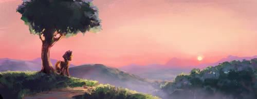 Sketch #38: Pastoral by Hunternif