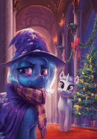 To Cure A Cold On Hearth's Warming Eve