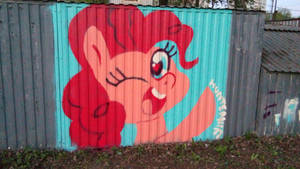 Ponk On A Wall