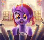 Party Pony [Comm 2/7]