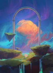 Arch by Hunternif