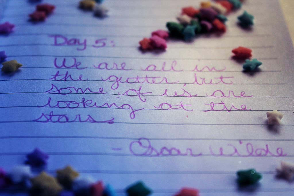 My Life In Quotes: Day 5. by Off-To-Underland