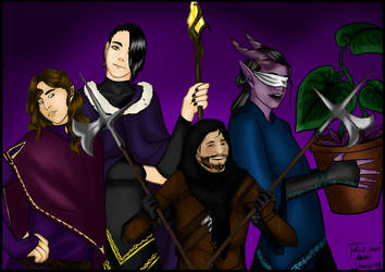 My DnD-Party
