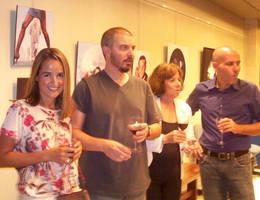 Exhibition of portraits  ICANA by sebastianmartino