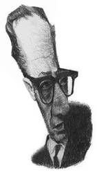 MAN WITH GLASSES by sebastianmartino