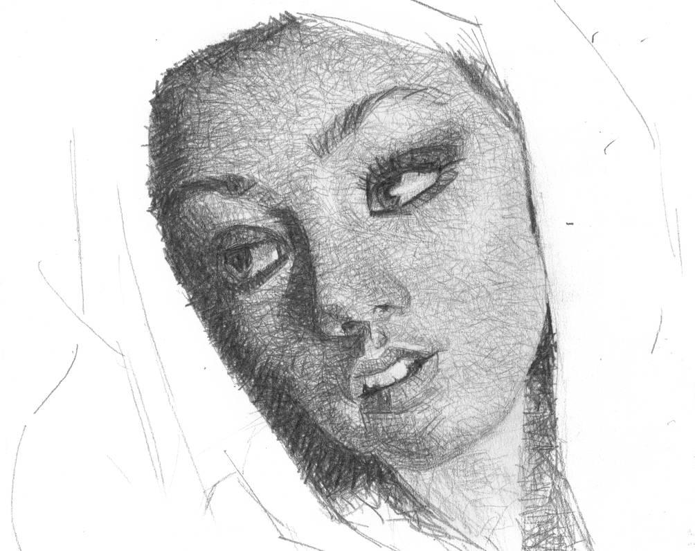 Woman by sebastianmartino