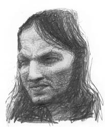 David Gilmour by sebastianmartino