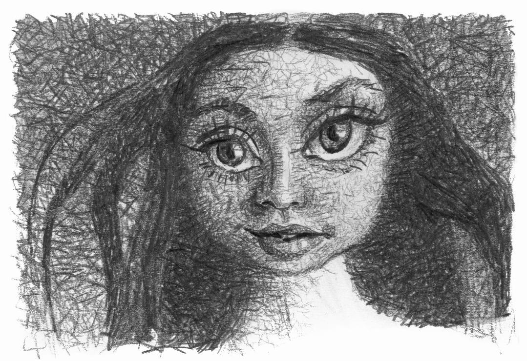 Girl by sebastianmartino