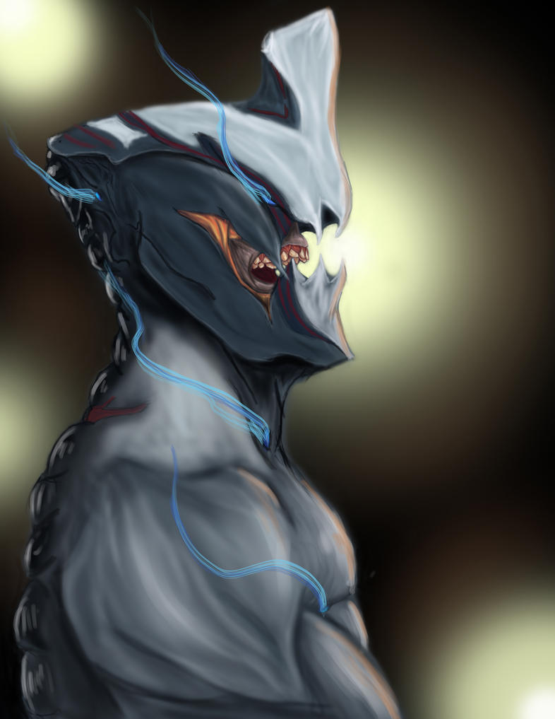 Warframe Infested Excalibur By WTFzerg
