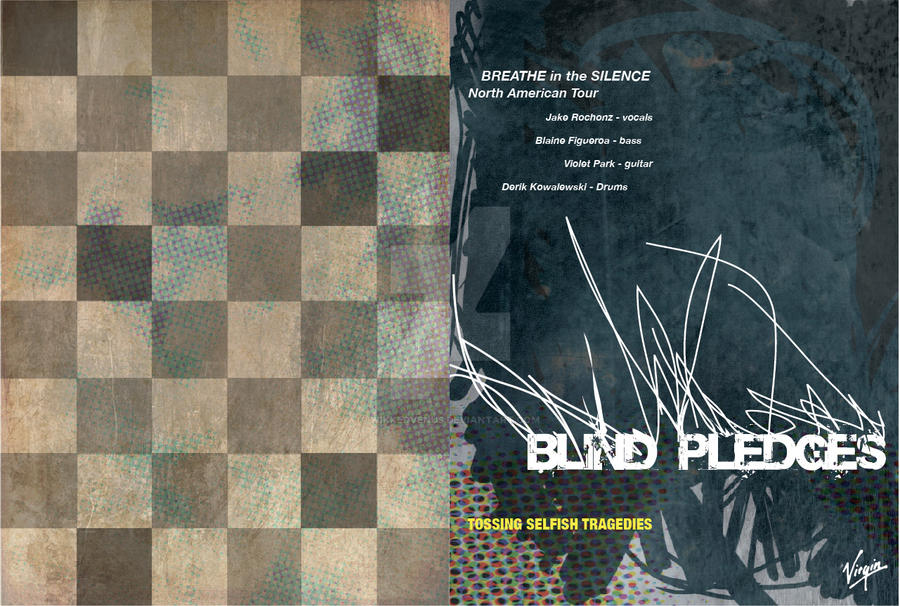 CD design Poster 2 by wikkedvenus