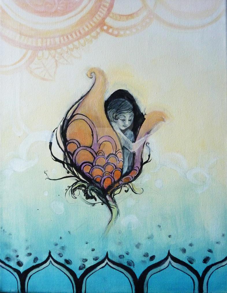 Spring Reborn by wikkedvenus