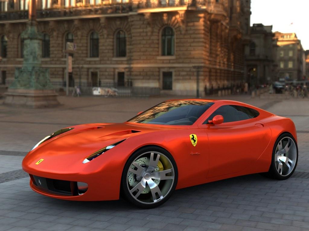 ferrari concept1 by HESAM222