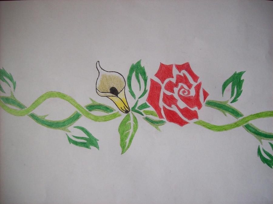 tattoo by wolfalchemist01 on deviantart. Black Bedroom Furniture Sets. Home Design Ideas