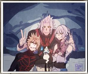 Family Nort by qbaysan