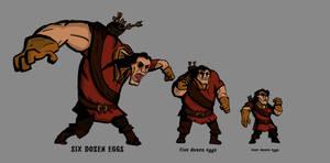 Darkest Gaston