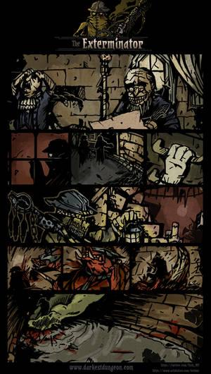 Darkest Dungeon - Exterminator Comic