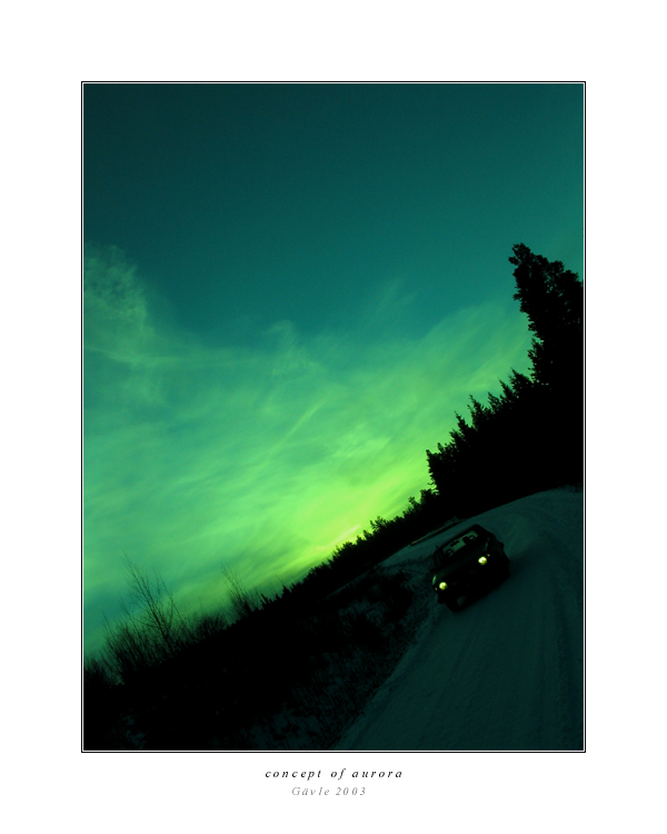 concept of aurora by yvel