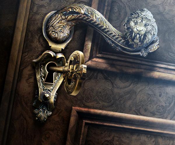 Door lock zoom by Tai-atari