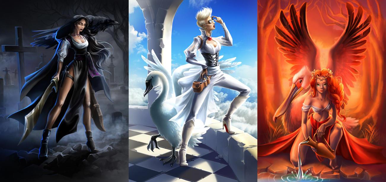 Three by Tai-atari