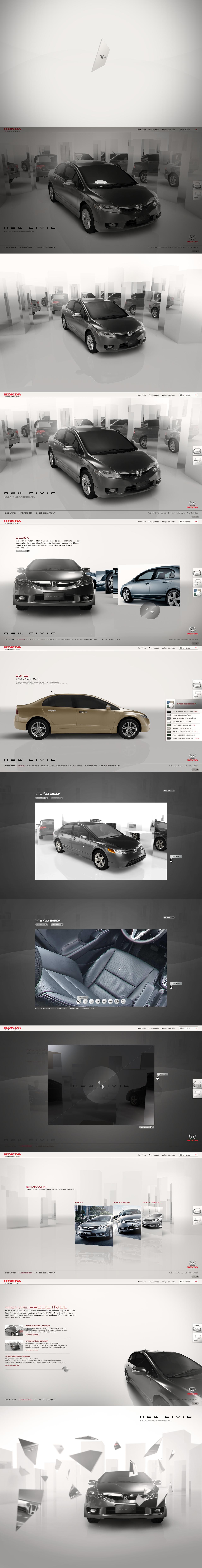 New Honda Civic 2009