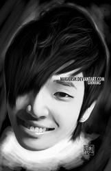 GiKwang - Drawing :For Maida: