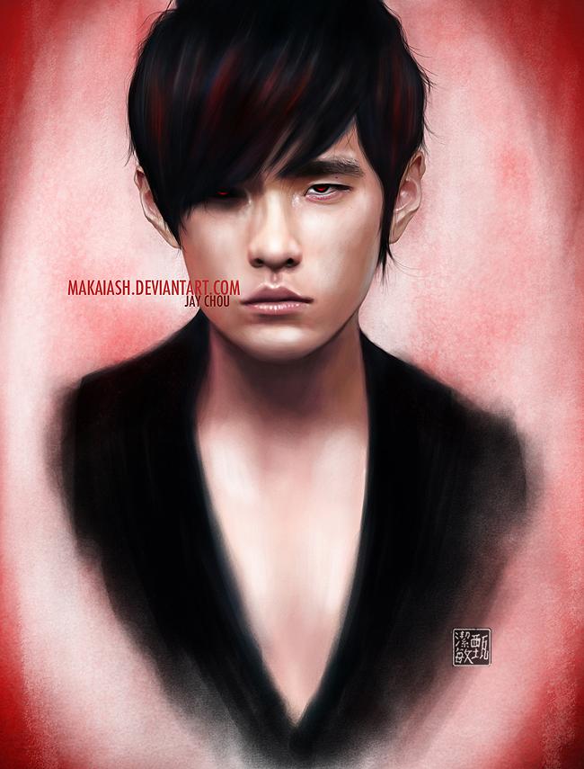 Jay Chou - Drawing by MakaiAsh on DeviantArt Jay Chou 2012 Wallpaper