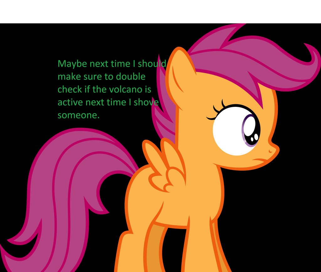 Scootaloo Meme 2 By Avatarkuuo On Deviantart This video is directed at people age 13 ) i couldn't find the origional meme, i'm sorry. deviantart