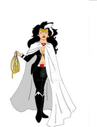reDesigning superWomen by PsionVisionary