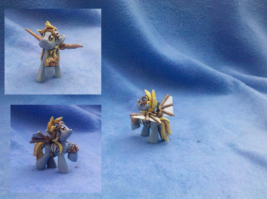 My Little Pony FiM Custom: Steampunk Derpy Hooves! by ...