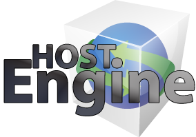 Host-Engine Logo by AndrewDavidJ