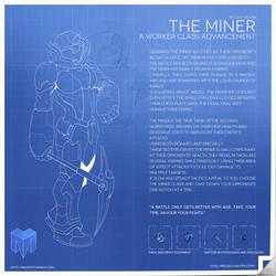 Blueprint - The Miner by AndrewDavidJ