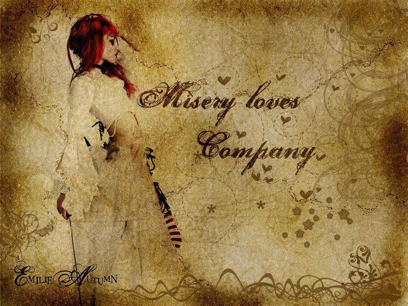 Misery Loves Company | Hope\'s Rising