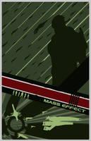 Mass Effect 1 Poster