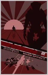 Mass Effect 2 Poster