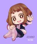 Chibi Ochako!