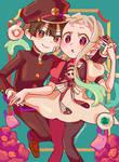 Hanako and Yashiro