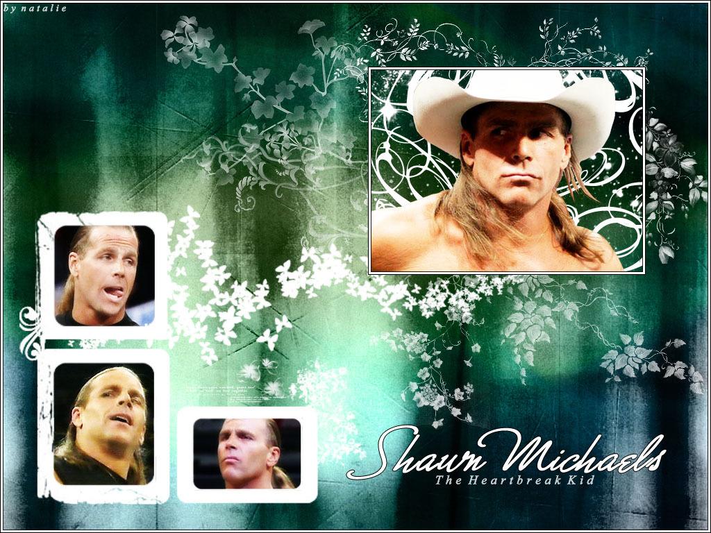 HBK Shawn Michaels Wallpaper by Y2Natalie
