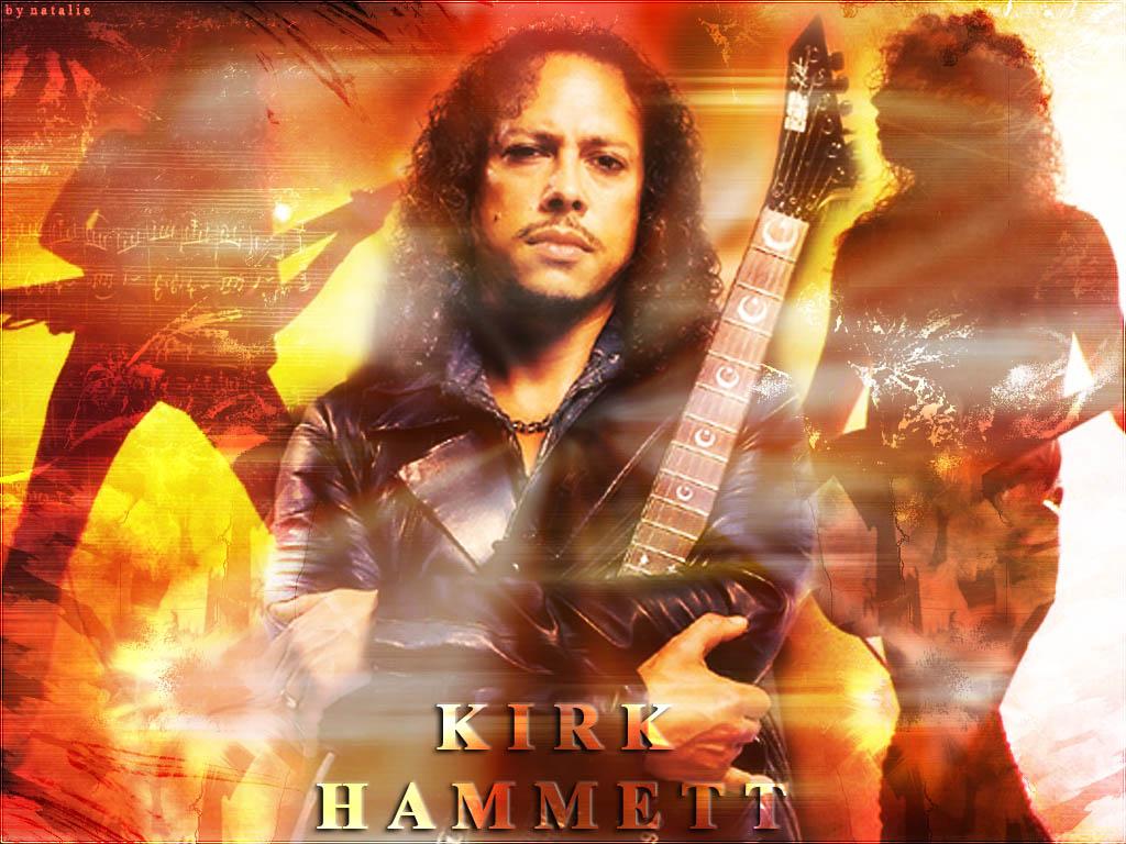 Resultado de imagen de Kirk Hammett