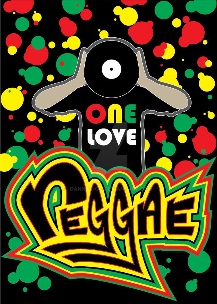 Poster design deviantart - Reggae Poster Design By Danny Ngo