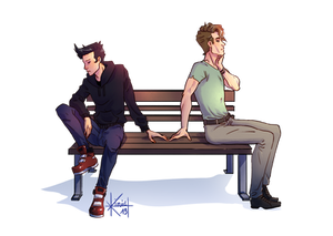 YCH : Bench - Doan and Kenneth