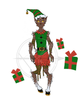 [CLOSED] Christmas Mystery Adoptable